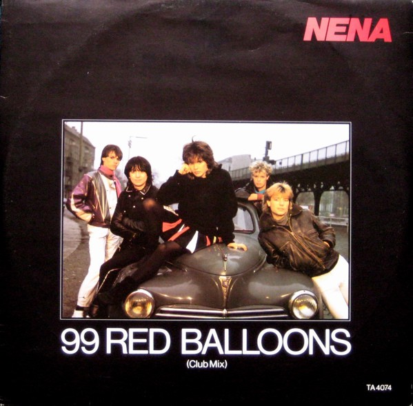 99 Red Balloons (Club Mix)