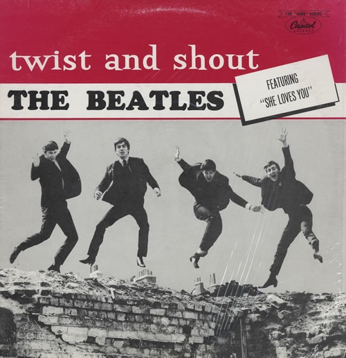 The Beatles Polska: Ukazuje się EP-ka Twist And Shout