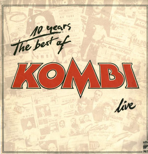 The Best Of Kombi Live