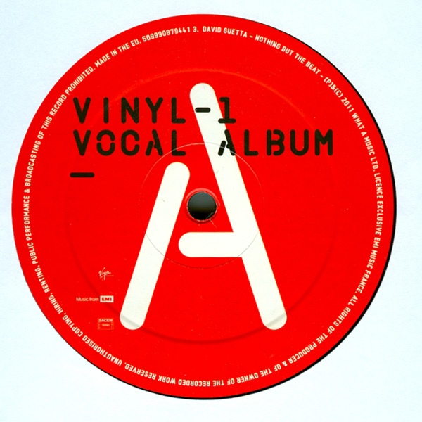 Vinyl Life - Future Beat