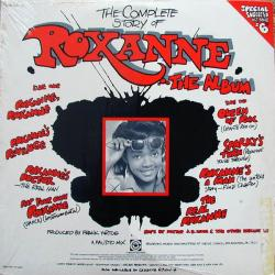 The Complete Story Of Roxanne...The Album