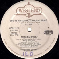 You-re My Sugar, You-re My Spice
