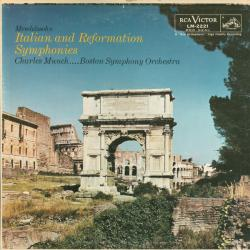 Italian And Reformation Symphonies