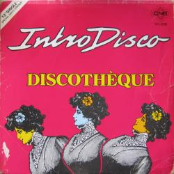 Intro Disco (Special Disco Version)