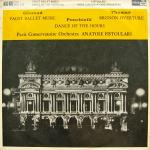 Faust Ballet Music / Mignon Overture / Dance Of The Hours