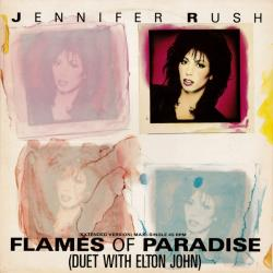 Flames Of Paradise (Duet With Elton John) (Extended Version)