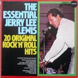The Essential Jerry Lee Lewis - 20 Original Rock n Roll Hits