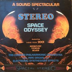 A Sound Spectacular Stereo Space Odyssey