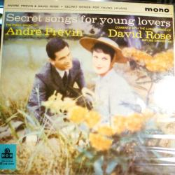 Secret Songs For Young Lovers