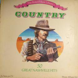Country - 50 Great Nashville Hits