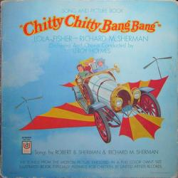 Song And Picture Book Of Chitty Chitty Bang Bang